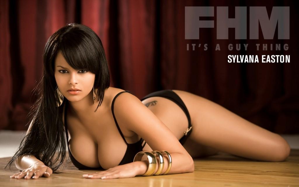 Girls_Sylvana_Easton_in_a_black_bikini_021668_