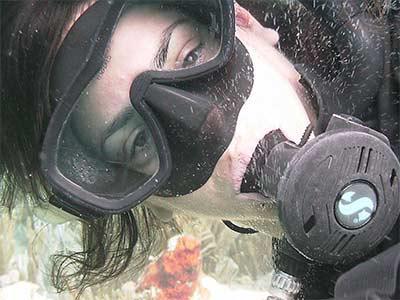 Maski dlia podvodnogo plavaniia